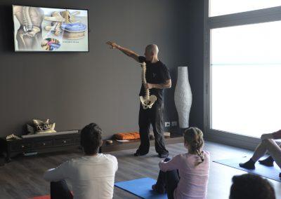 AnatomYoga - Scuola per insegnanti di yoga a Modena