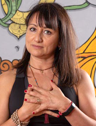 Rosalba Piarulli - Docente AnatomYoga